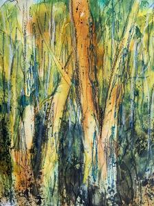 Deep in the Forest by Margaret Coxall