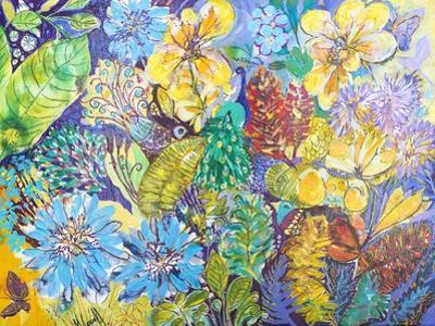Exotic Garden by Margaret Coxall