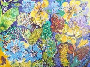 Exotic Garden by Margaret Coxall