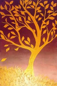 Golden Tree by Margaret Coxall
