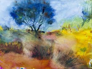 Heath Colours by Margaret Coxall
