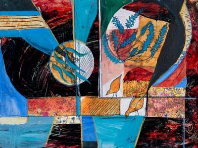 Kaleidoscope, 2011 by Margaret Coxall