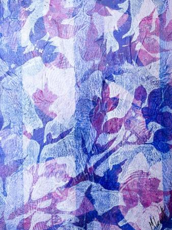 Leaves and Stripes by Margaret Coxall