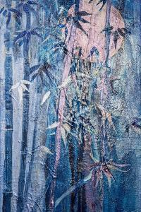 Moon and Bamboo by Margaret Coxall