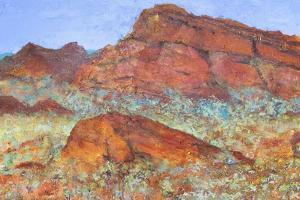 Red Mountain by Margaret Coxall