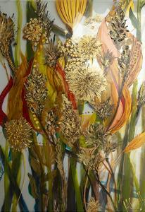 Seeds and weeds by Margaret Coxall