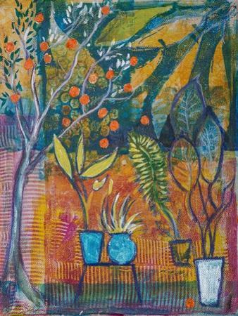 Summer Garden by Margaret Coxall