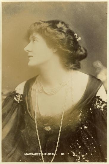 Margaret Halstan, British Actress, C1900s--Giclee Print