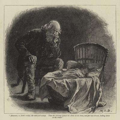 Illustration for John and Joan, a Coorious Story
