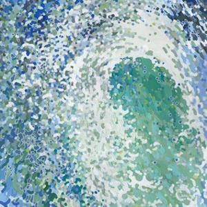 Amazonite Waves by Margaret Juul