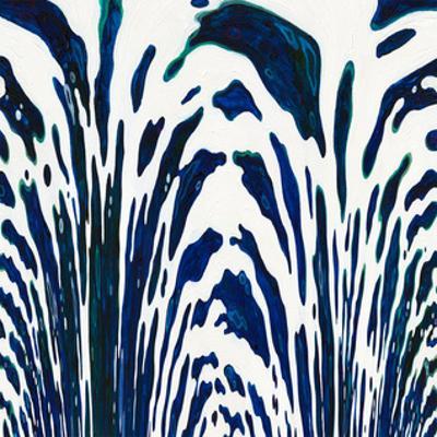 Blue Zebra by Margaret Juul