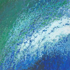 Ocean City Surf by Margaret Juul
