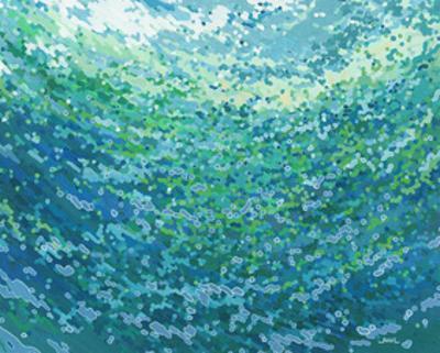 Oscillating by Margaret Juul