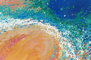 Sunburst by Margaret Juul