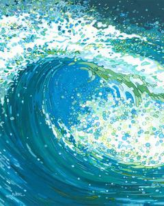 Watch the Wave by Margaret Juul