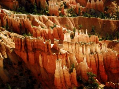 Rock Formations, Bryce Canyon National Park, Utah, USA