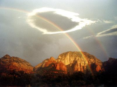 Thunder Mountain, Sedona, Arizona, USA