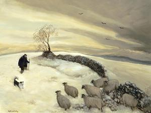Bleak Winter Day by Margaret Loxton