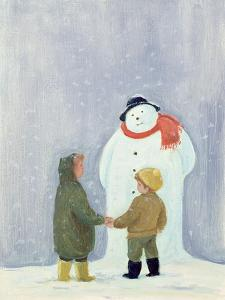 The Snowman by Margaret Loxton
