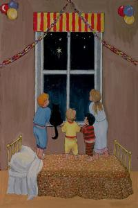 Waiting for Father Christmas by Margaret Loxton