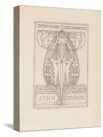 Design for a Bookplate, 1896