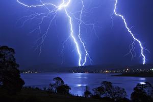 Stormy Night by Margaret Morgan