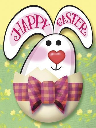 Bunny Egg n Bow