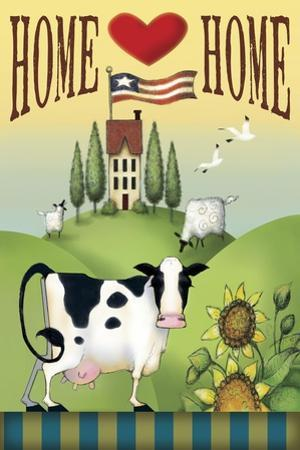 Cow Home by Margaret Wilson