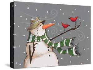 Snowman by Margaret Wilson