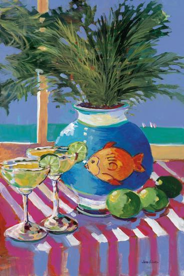 Margarita Dreamin'-Jane Slivka-Art Print