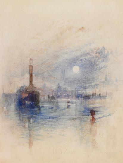 Margate, Possibly C.1840-J^ M^ W^ Turner-Giclee Print