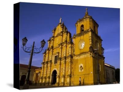 Iglesia de la Recoleccion, Leon, Nicaragua