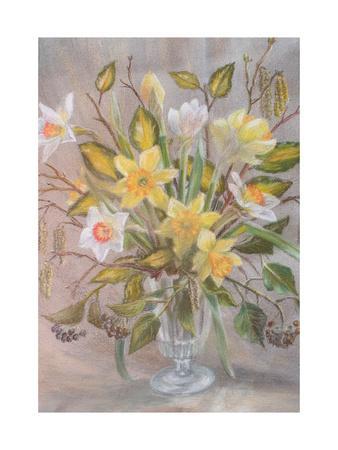 Bunch of daffodils, 2000