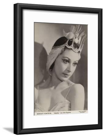 Margot Fonteyn, English Ballerina