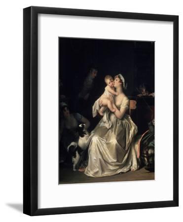 Motherhood, 1800S