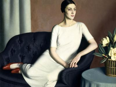 Marguerite Kelsey-Meredith Frampton-Giclee Print