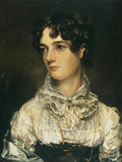 Maria Bicknell, Mrs John Constable-John Constable-Giclee Print