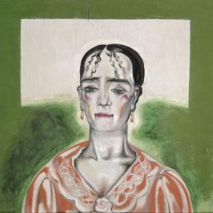L'espagnole by Maria Blanchard