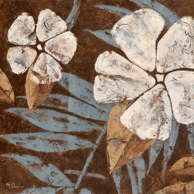 Flowers on Chocolate II