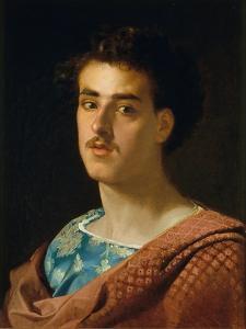Self-Portrait by Marià Fortuny