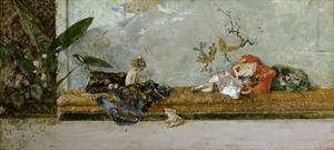 The Artist's Children, 1874 by Marià Fortuny