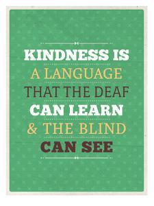 Kindness by Maria Hernandez