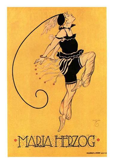 Maria Herzog--Art Print