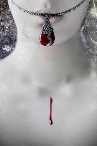 Blood Sucker by Maria J Campos