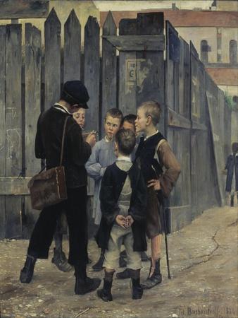 A Meeting, 1884