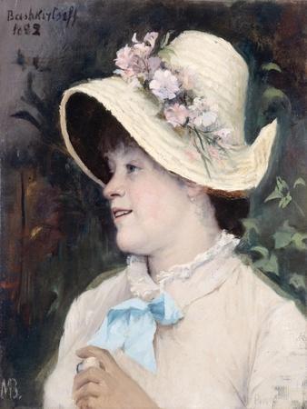 Parisian Woman (Portrait of Irm), 1882