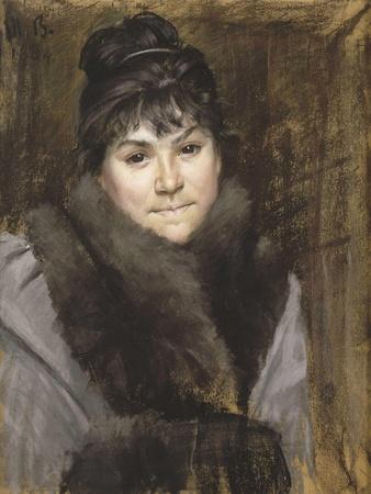Portrait of Mme X, C. 1883-1884