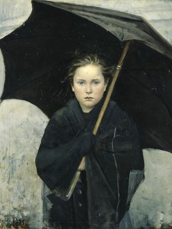 The Umbrella, 1883