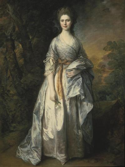 Maria Lady Eardley, 1766-Thomas Gainsborough-Giclee Print