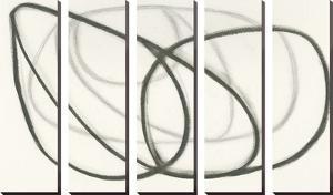 Wire Shadow III by Maria Lobo